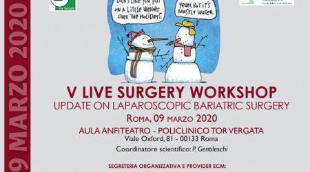 V Live Surgery Workshop