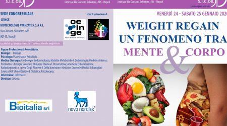 Weight regan, un fenomeno tra mente e corpo